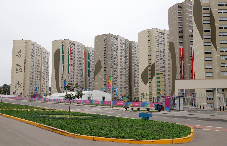 Villa de Atletas, Juegos Panamericanos Lima 2020 - Villa El Salvador