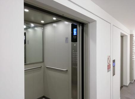 Villa de Atletas: ascensores de calidad para deportistas de calidad