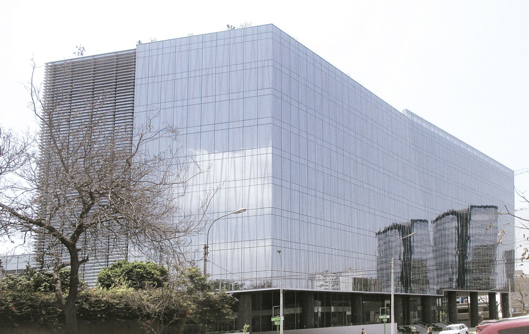 Centro Empresarial Miraflores-CEM IV