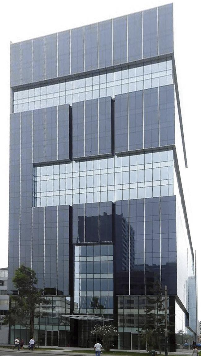 Edificio Rivera Navarrete