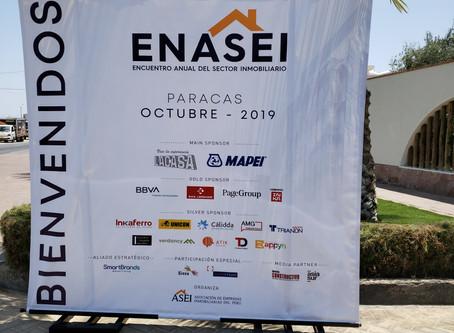 Ascensores Powertech en el 2do Encuentro Anual del Sector Inmobiliario