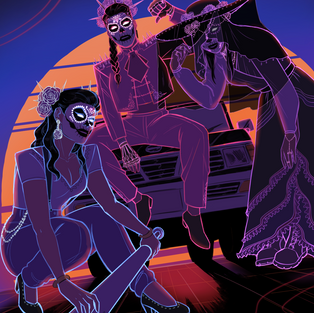 Pachuca Style - Girl Gang