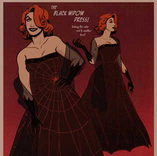 Rosa Widow Dress