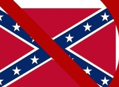 A Symbol of Divisiveness and Hate: the Confederate Flag