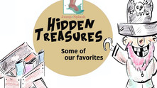 Hidden Treasures - Choose Your Own Adventure