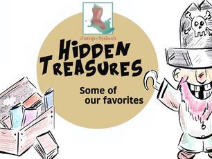 Hidden Treasures - Choose Your Own Adventure