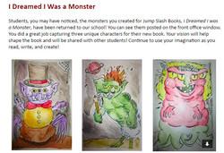 Dreamed Monster