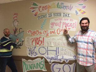 Reading Across America at Groveport Community School