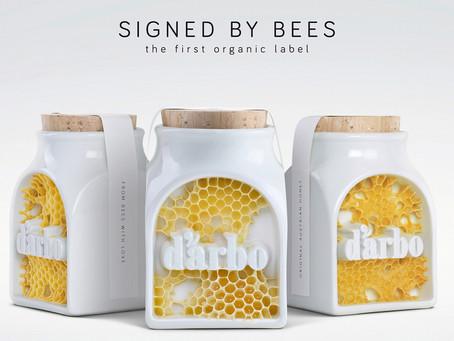 ミツバチのお墨付き
