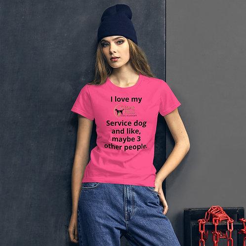 Women's short sleeve t-shirt copy