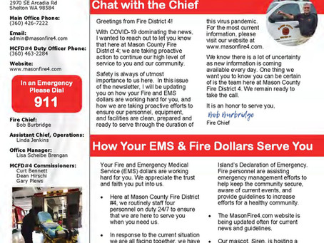 Mason Fire 4 Newsletters are out!