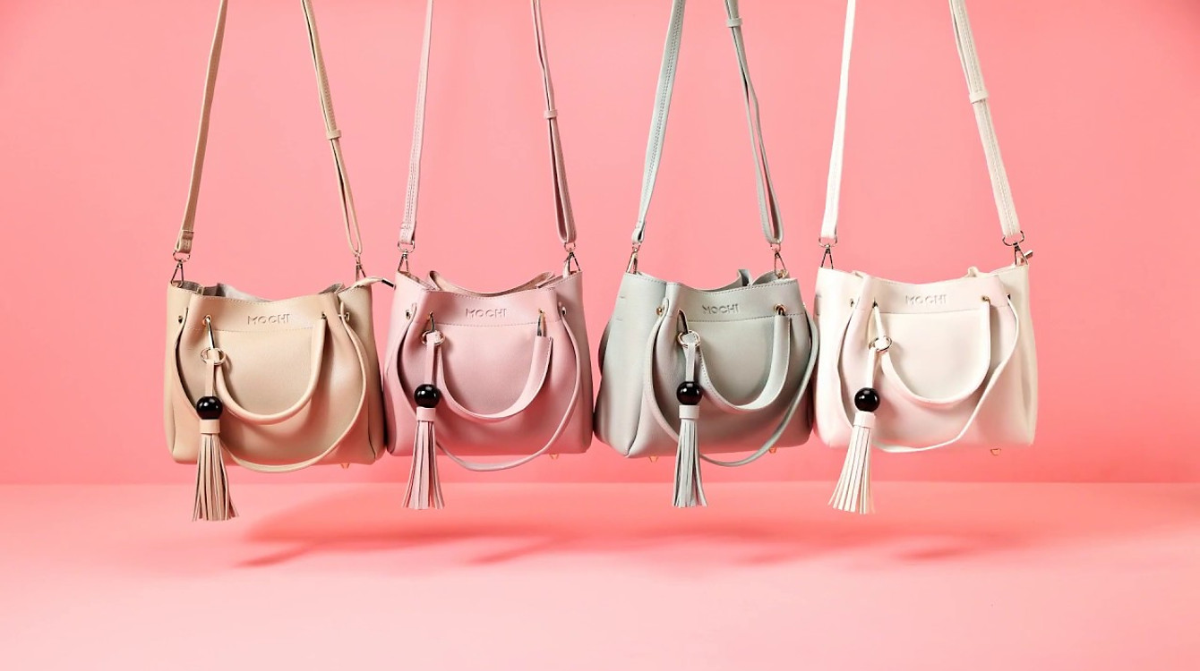 WORLD HANDBAG DAY - MOCHI BAGS