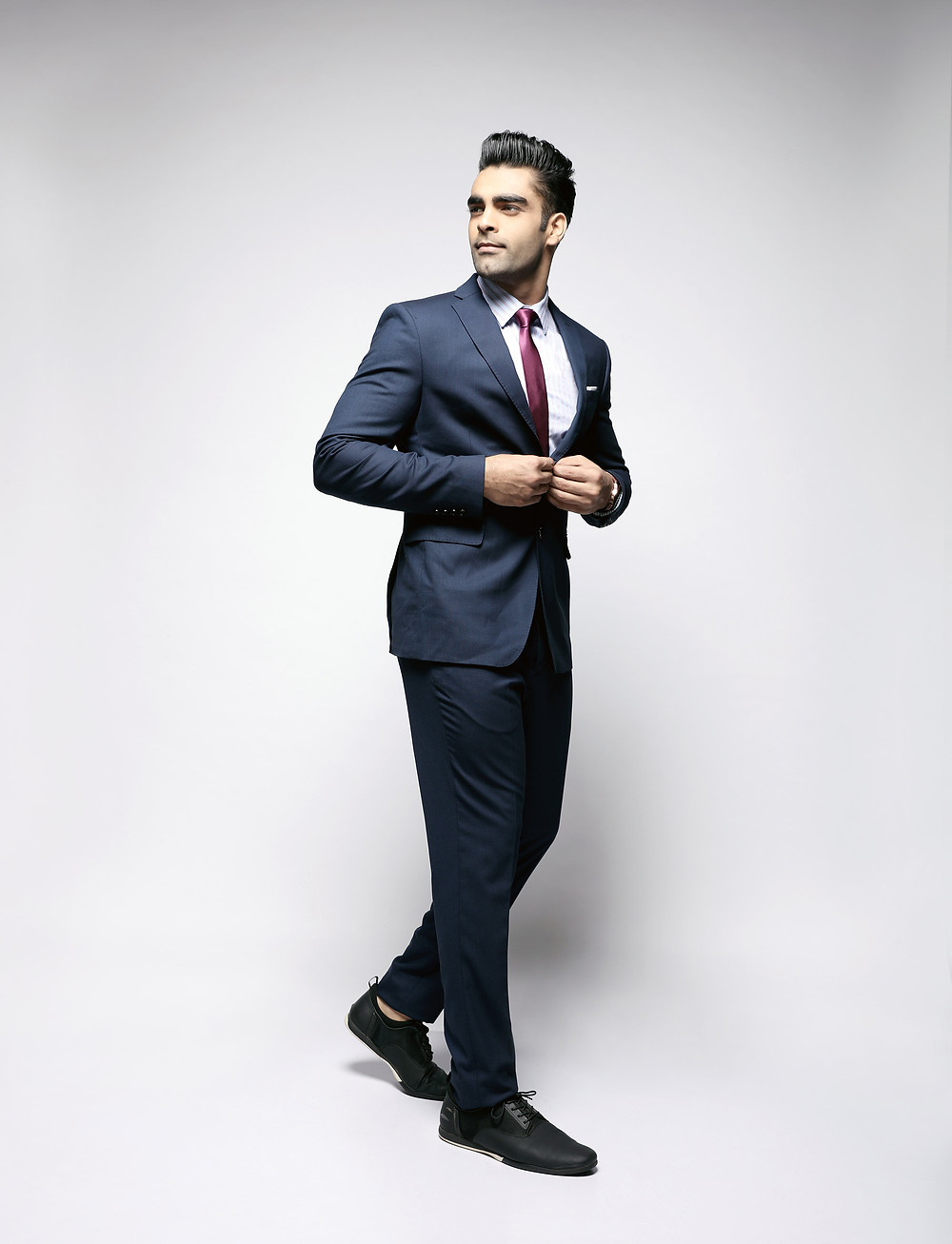 Male Model portfolio
