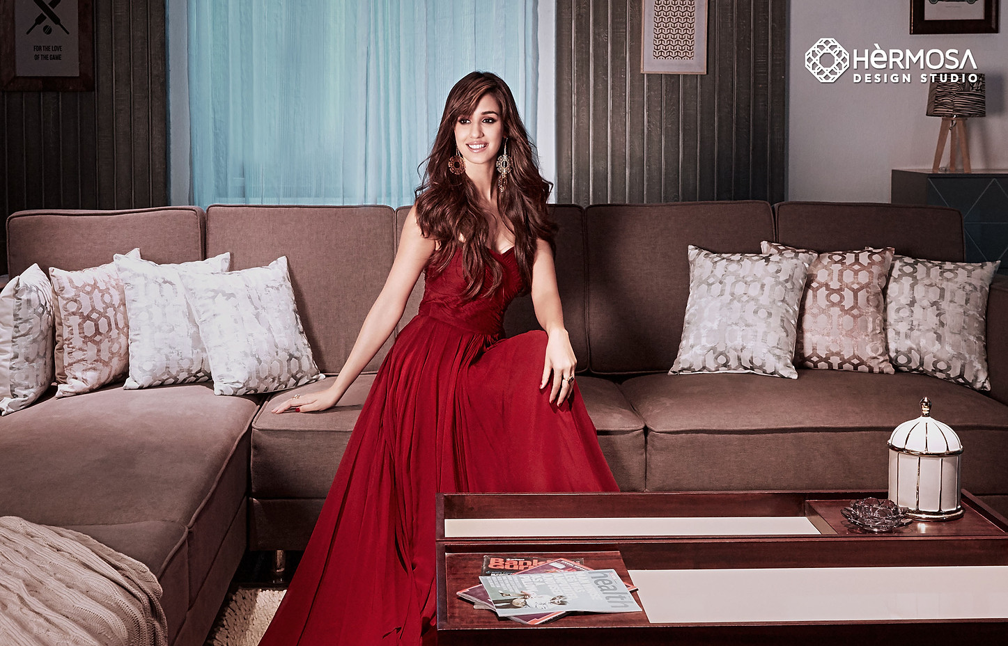 DISHA PATANI - HERMOSA DESIGN STUDIO