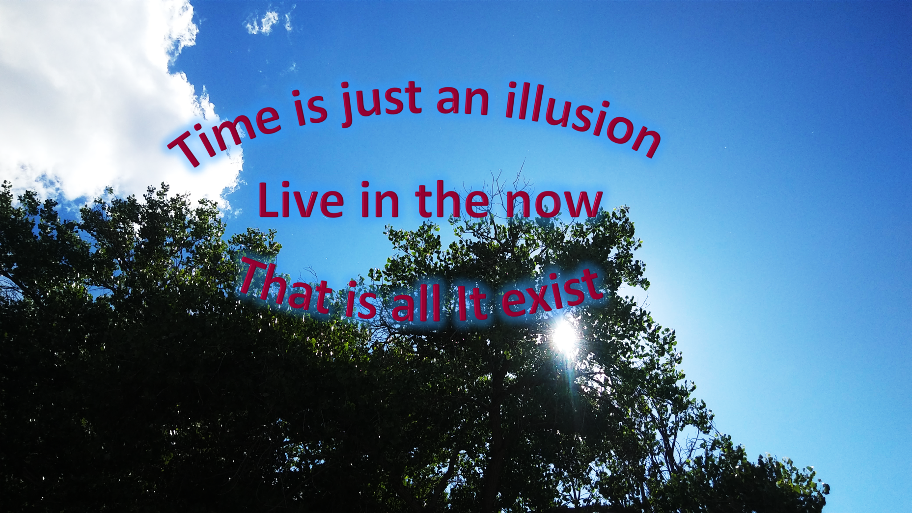 Time is an illution