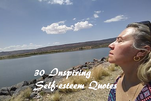 30 Inspiring Self-esteem Quotes