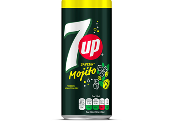 7up mojito