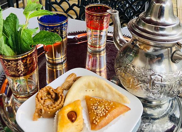 Patisserie Marocaine 2 pcs