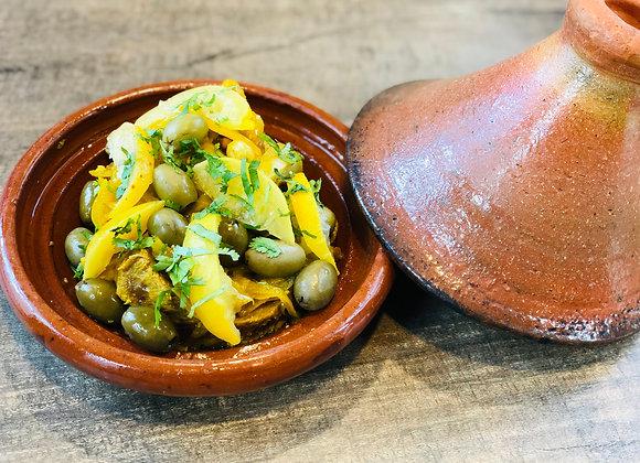 Tagine Agneau Olives