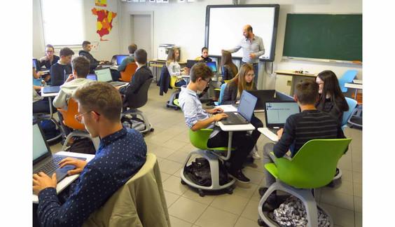 salle Novatice lycée
