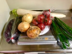 美ボディーに向け野菜を楽しむ!