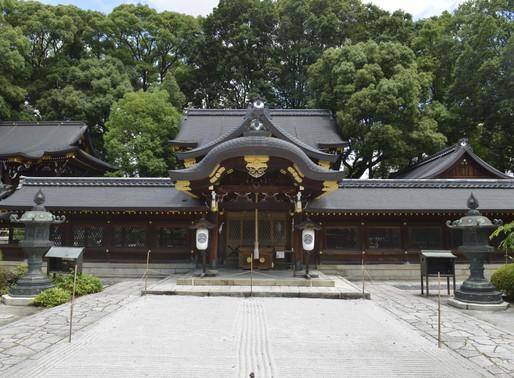別名『玉の輿神社』へ