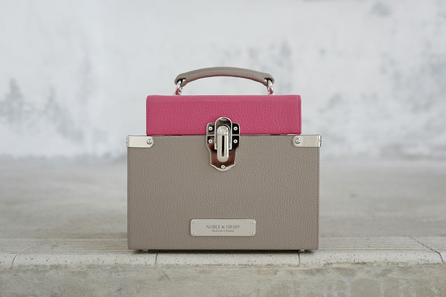 Noble and Graff Isabel handbag