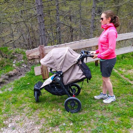 Das kleine Workout mit Kinderwagen