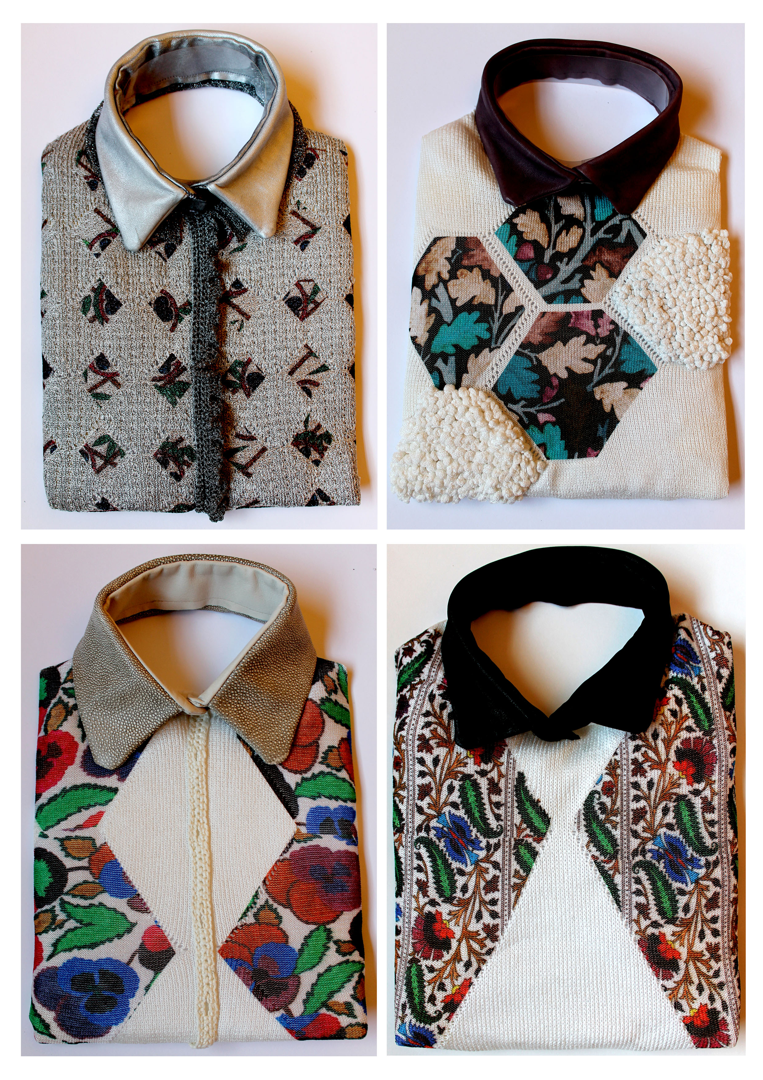 Knitted shirts