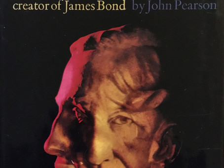 Self-isolating? Why not read 'The Life of Ian Fleming'?