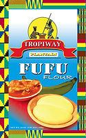 Cocoyam, Plantain, Ethnic Food, Tropiway, Fufu flour, Fufu, Manufacture, Plantain, Food, African, Ghana, fufu,