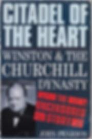 Citadel of the Heart by John Pearson