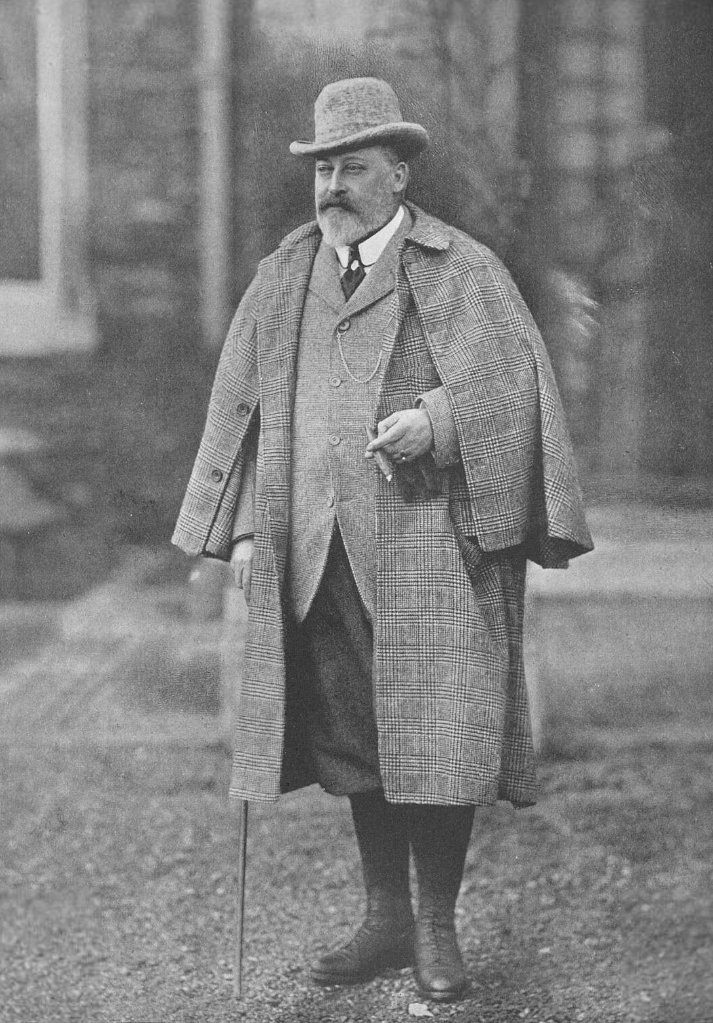Edward VII: Fashion Icon