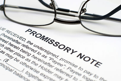 Fixed Rate Promissory Note