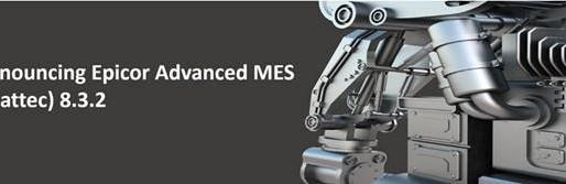 Epicor Advanced MES (Mattec)