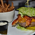 Keto Burger (Low Carb)