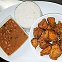 Chicharron De Pollo Dinner