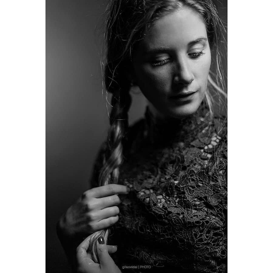 Jeanne Morel par Gilles Vidal