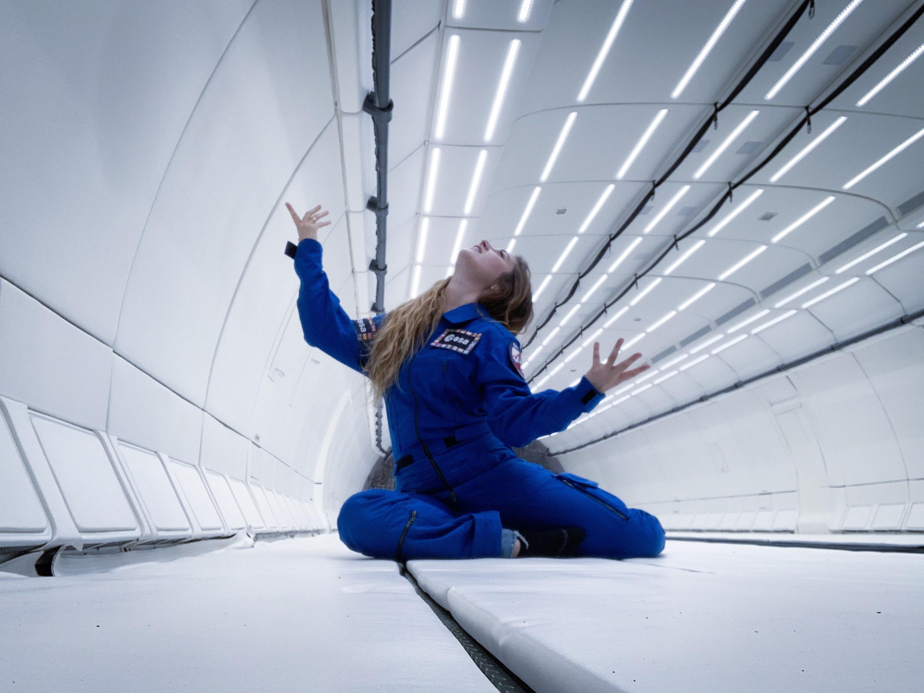 Jeanne MOREL - European Space Agency