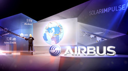 Airbus Jeanne Morel event