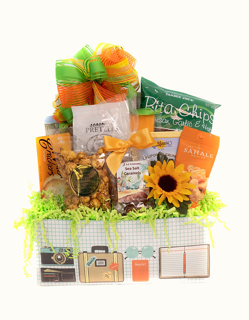 Good Day Sunshine Gift Basket