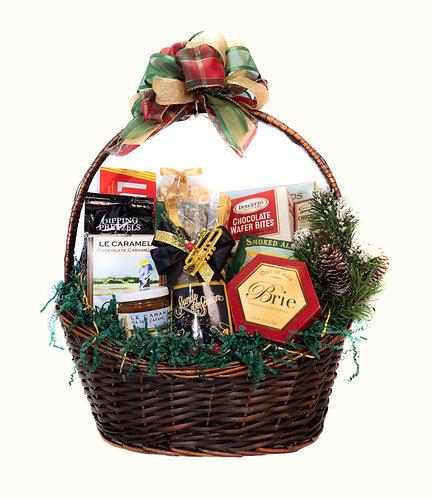 Holiday Delight (Large) Gift Basket