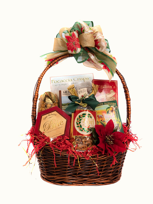Holiday Delight (Small) Gift Basket