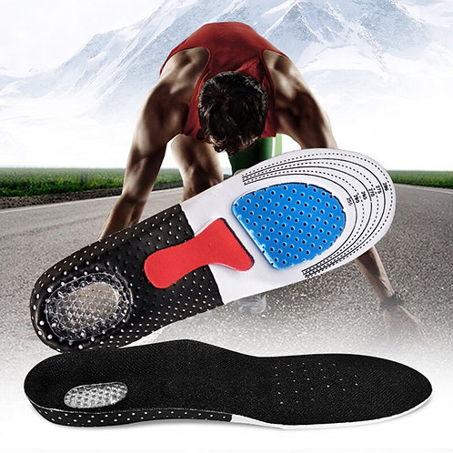 Silicone Insoles Gel Shoe Pads - Shock Absorber