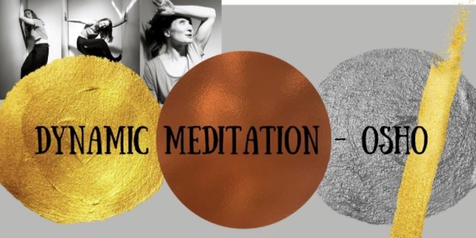 Dynamic Osho Meditation