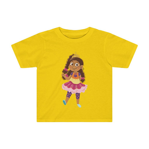 """TSQ """"IVY"""" Comfy Tee - Toddler"""