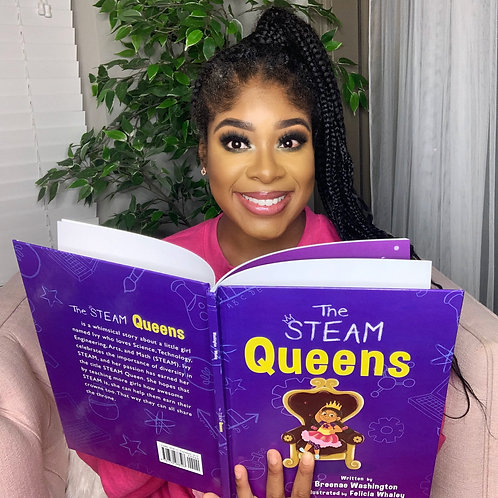 The STEAM Queens - Paperback