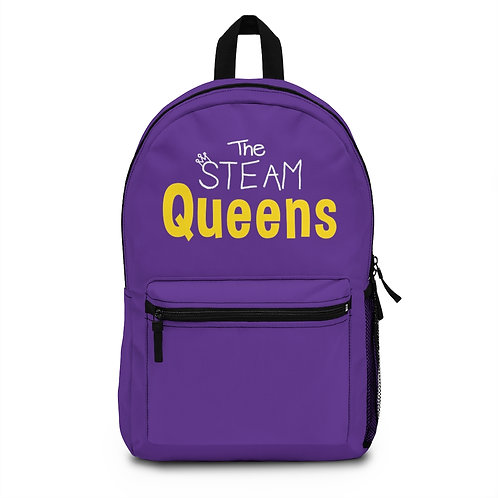 The STEAM Queens Backpack - Purple