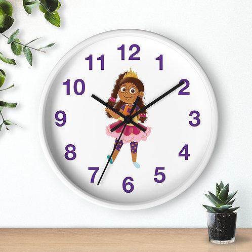 "TSQ ""IVY"" Wall clock"