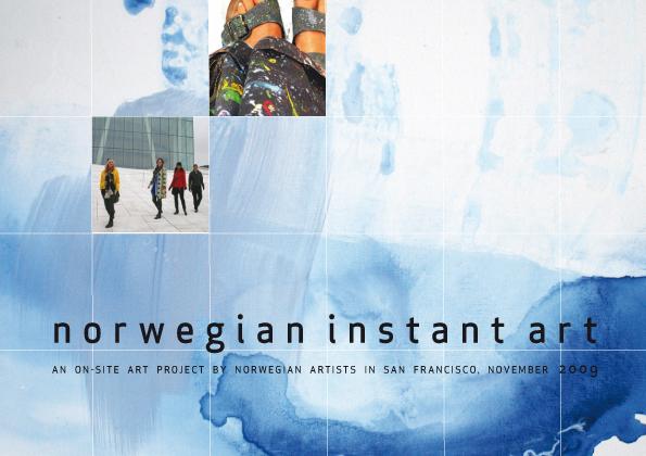 Norwegian Instant Art
